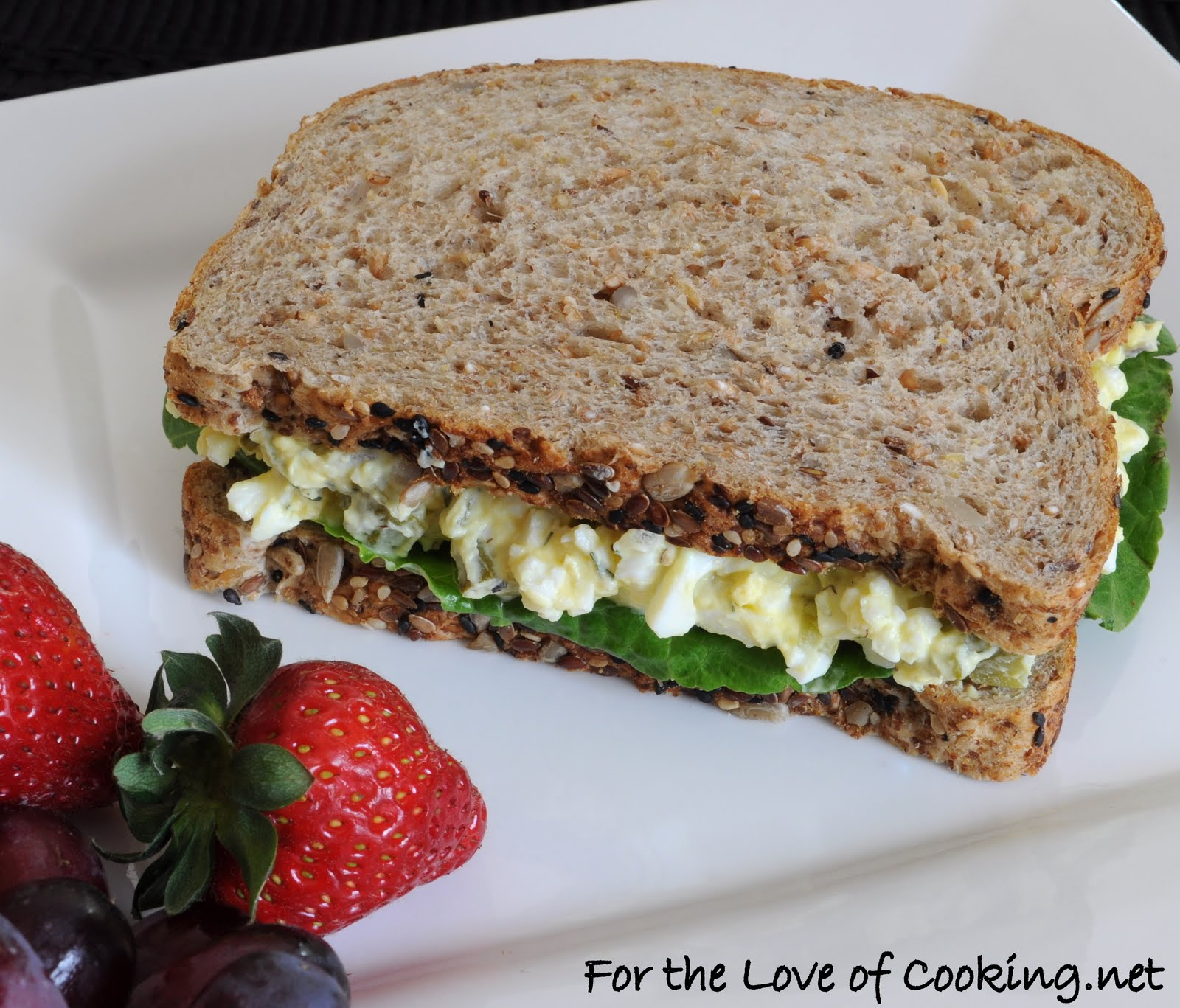 Delicious Egg Salad for Sandwiches - Recipegreat.com