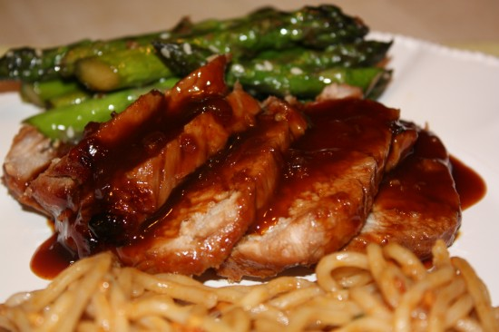 Delicious Honey and Hoisin Pork Ribs