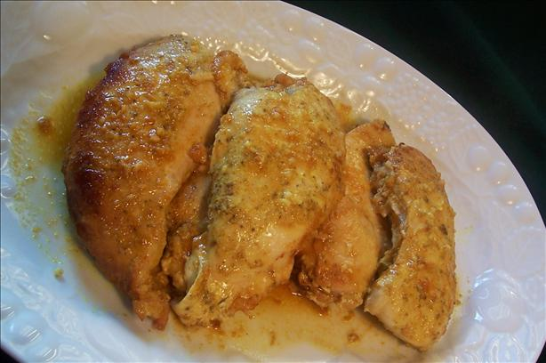 Deviled Chicken Crock Pot
