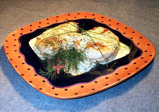 Dill Chicken Breasts