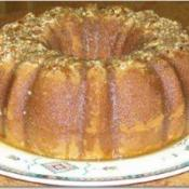 Double Lemon Pudding Sprite Bundt Cake