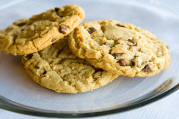 Double-Peanut Double-Chocolate Chip Cookies