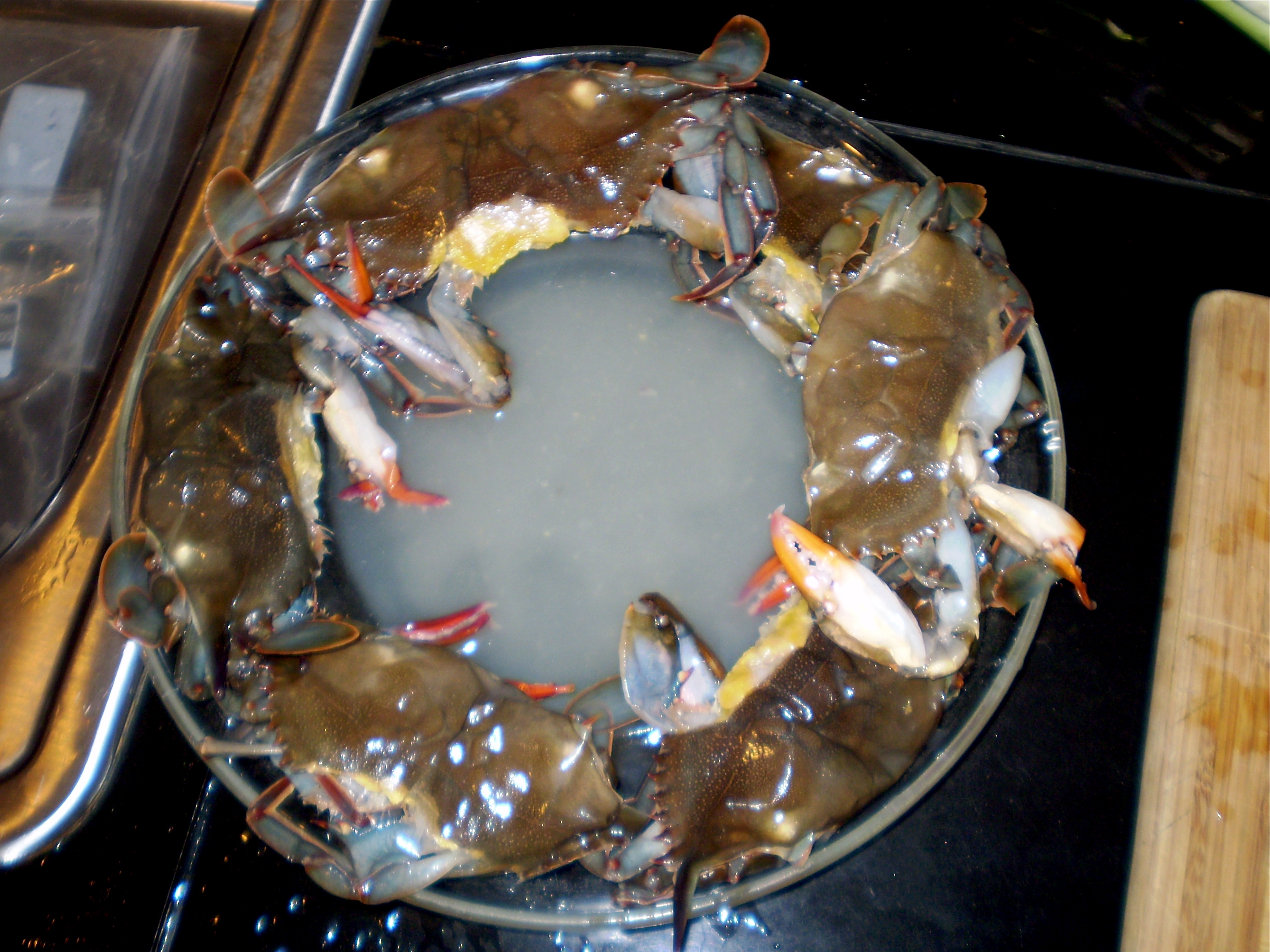 Eastern Shore Soft Crabs