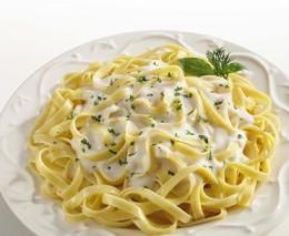 Easy Alfredo Sauce With Pasta