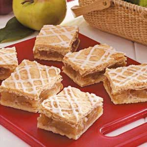 Easy Apple Bars