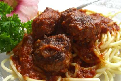 Easy Basic Meatballs