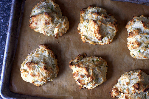 Easy Blue Cheese Biscuits