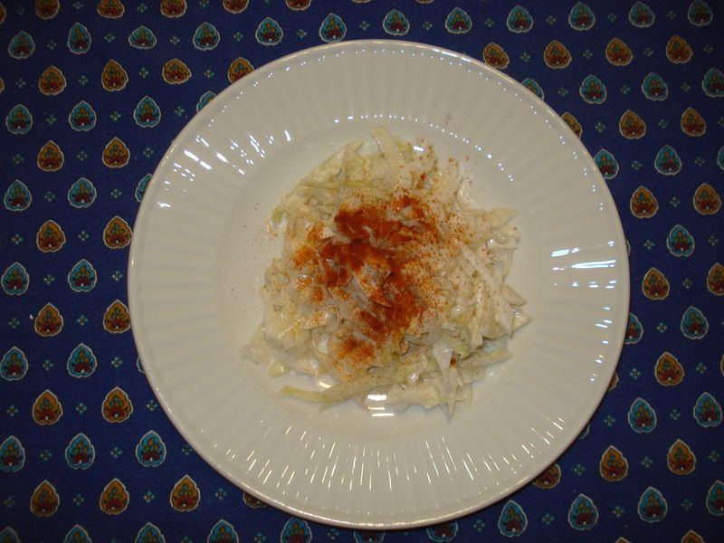 Easy Delicious Old Fashioned Cole Slaw Dressing