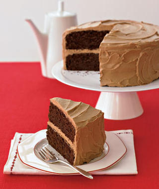Easy Mexican-Style Chocolate Cake