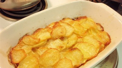 ... easy cheesy potato casserole easy twice baked potato casserole