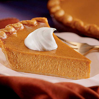 Easy Pumpkin Pudding or Pie