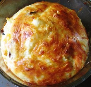 Egg Cheese Casserole