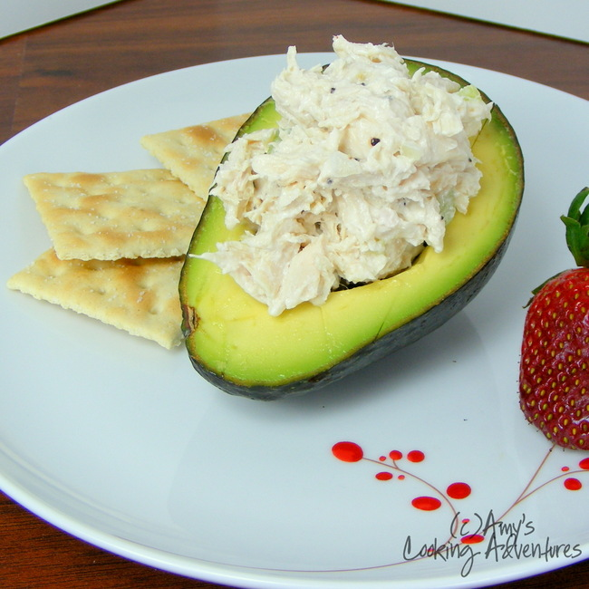Elegant Chicken Avocado