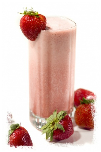 Essential Strawberry Smoothie