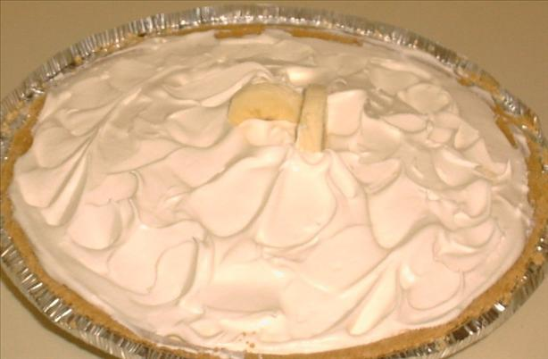 Fabulous Banana Cream Pie