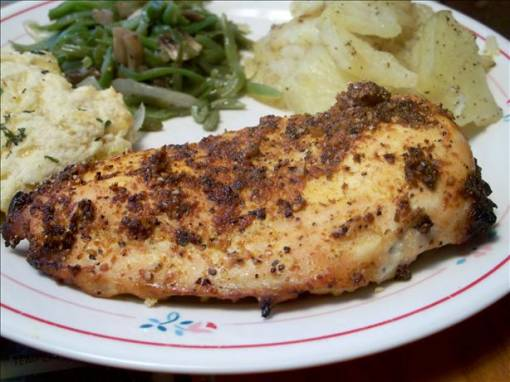 Famous Dave's Country Roast Chicken Breasts