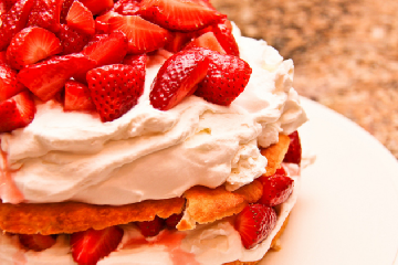 Fantastic Twinkie Refrigerator Strawberry Shortcake!