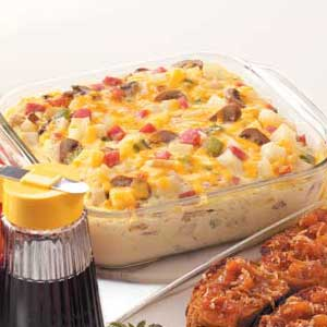 Farmer's Brunch Casserole