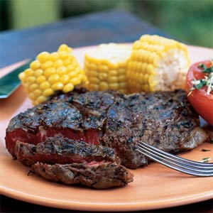 Favorite Grilled Steak