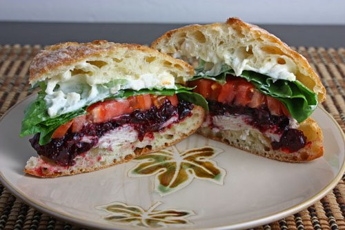 Favorite Turkey Sandwich