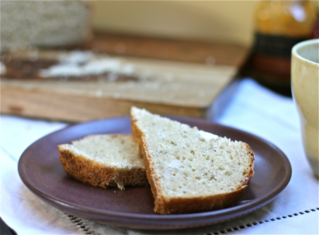 Fennel Seed Wheat Bread