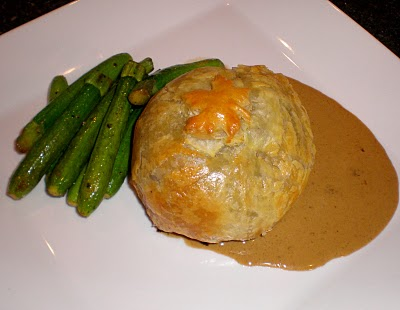 Filet of Beef with Mustard-Cream Sauce