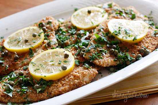 Fillet of Flounder in Wine Sauce