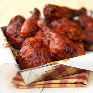 Finger Lickin Barbecued Chicken