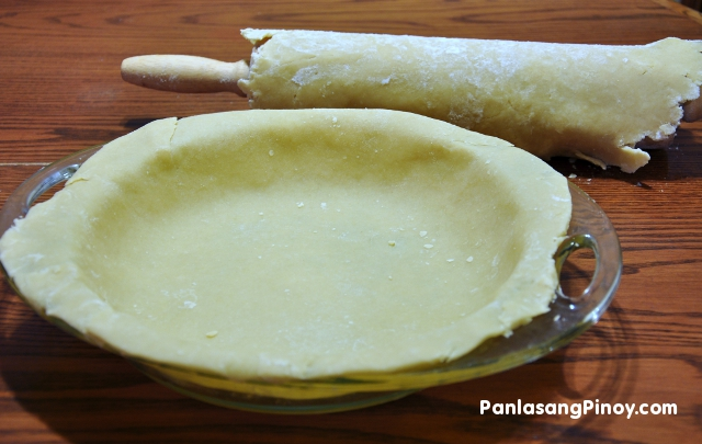 Flaky Double-Crust Pastry