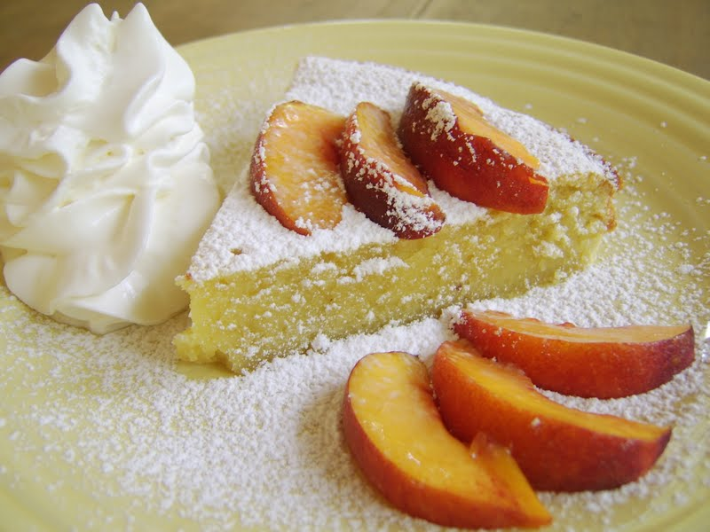 Flourless Lemon-Almond Cake