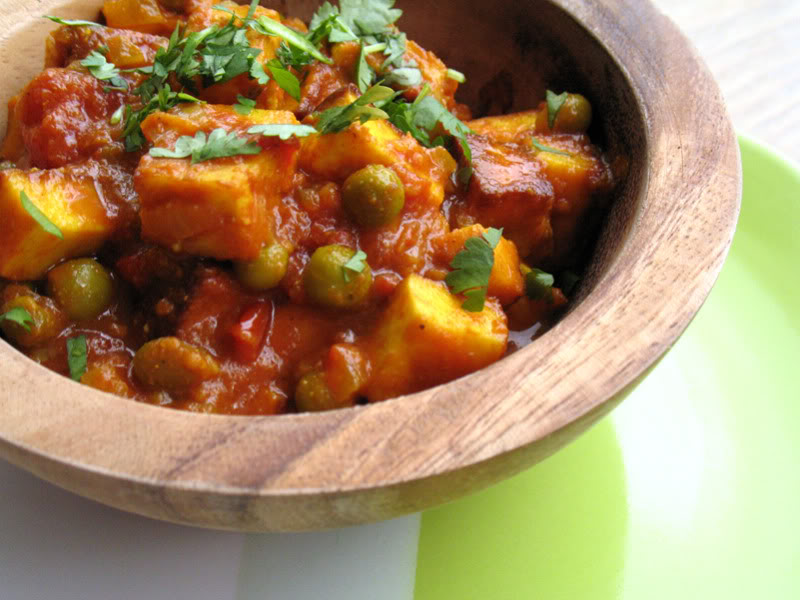 Fragrant Paneer Rice