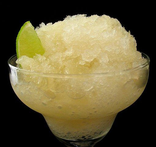 Freezer Margarita