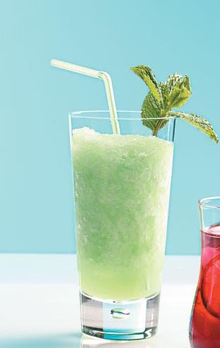 Freezer Mojitos Slush