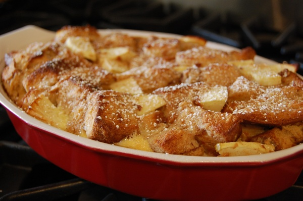 French-Toast Apple Bake