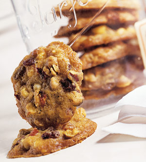 Fruit Chip Cookies
