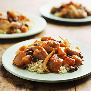 Fruity Crock Pot Chicken