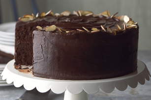 Fudge Layer Cake