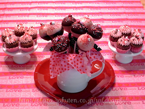Fudge Mini Cakes