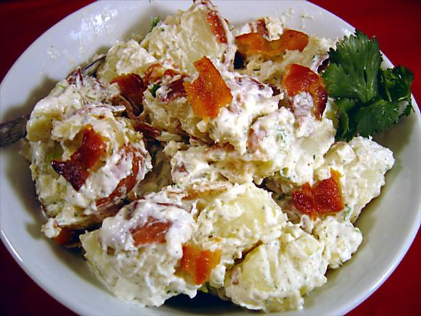 Gandolfos Potato Salad