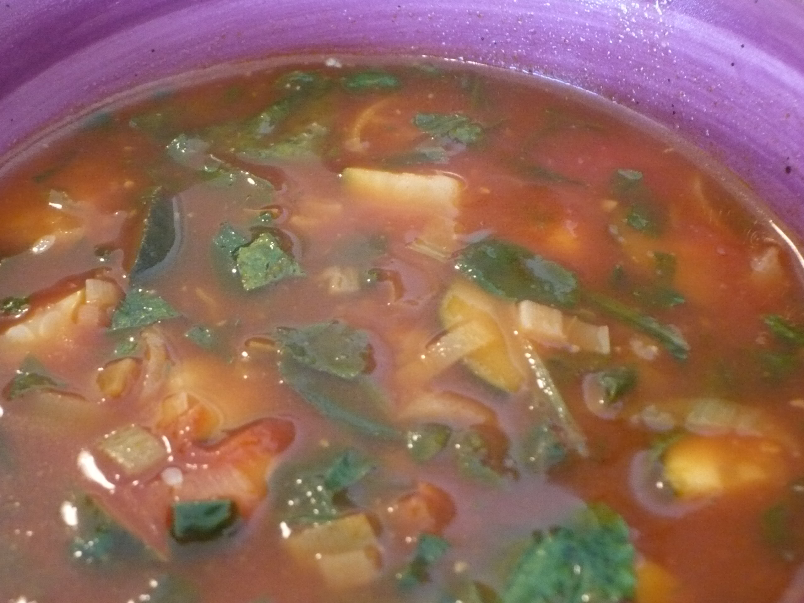 Garbanzo Bean Soup