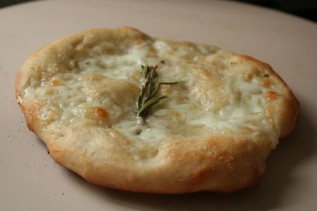 Garlic Bread With Mozzarella