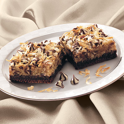 German Chocolate Bars