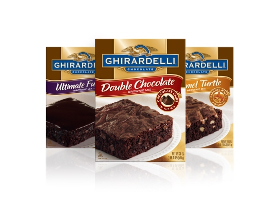 Ghirardelli Brownies
