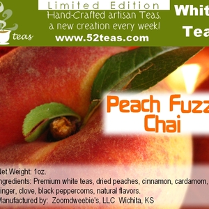 Gingered Peach Fuzz
