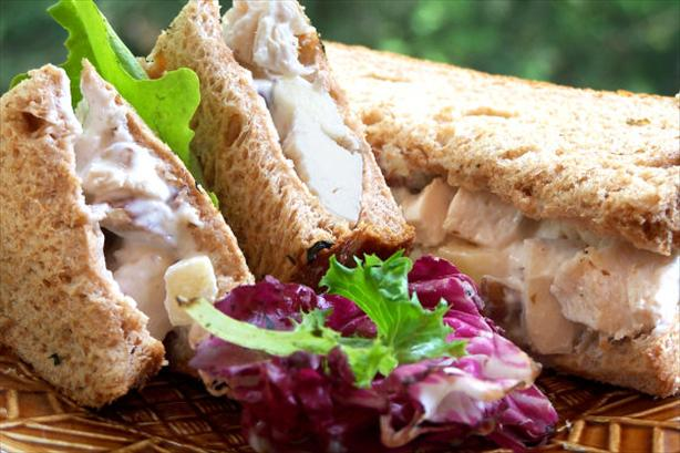 Girly-Girl Chicky-Chicken Salad