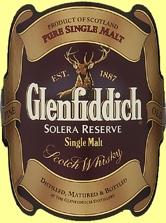 Glenfiddich Honey Creams
