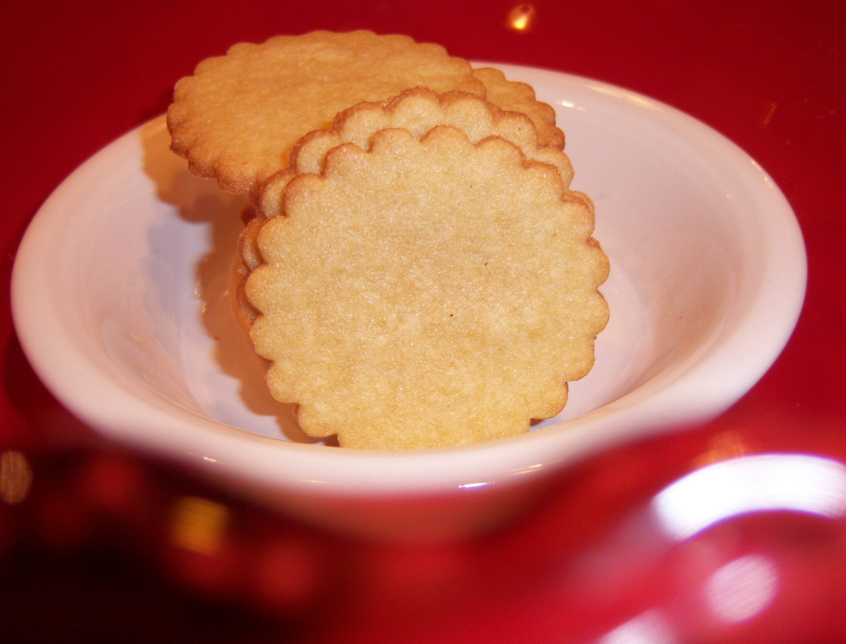 Gluten-Free Lemon Cookies