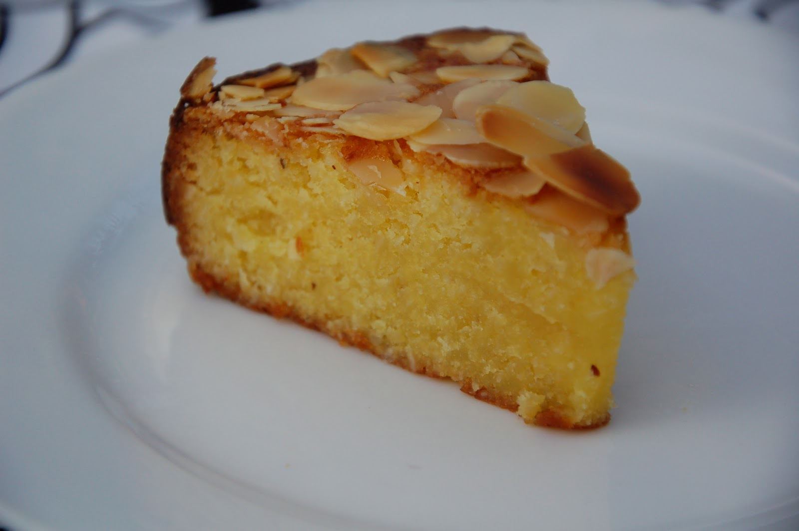 Gluten Free Pear Almond Cake Recipe