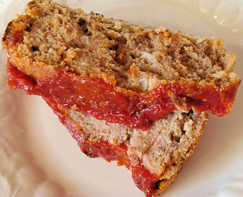 Good old meatloaf for Paula deen mushroom canape