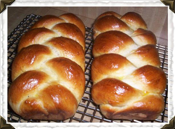 Grandma's Amish Bread